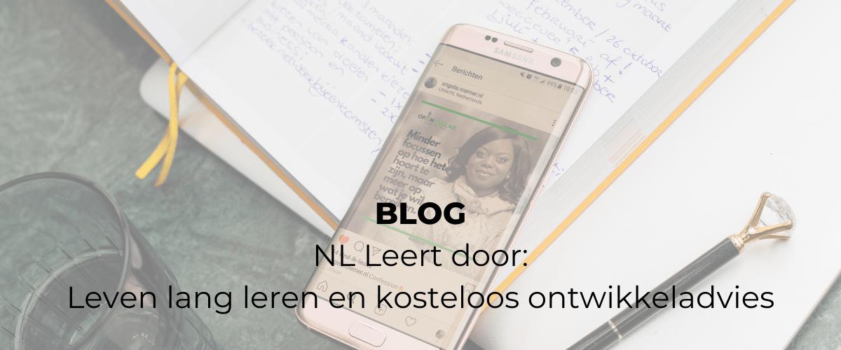 blog nl leert door